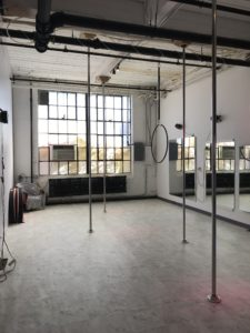 Fit Factory Kingston >> The Studio – Hudson Valley Pole Arts